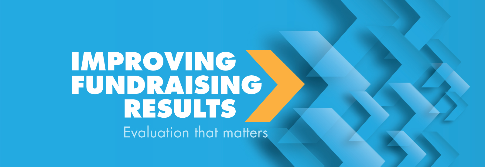 Improving Fundraising Results Banner